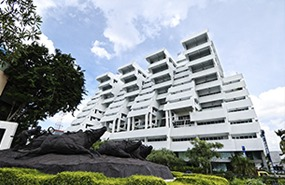 South Quarter intiland tower surabaya property developer