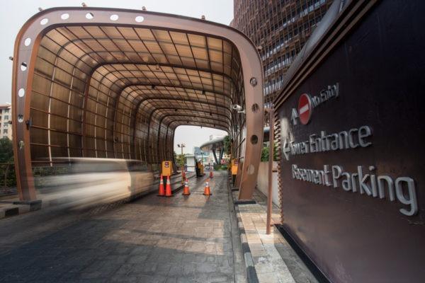 South Quarter INTILAND South Quarter Entrance